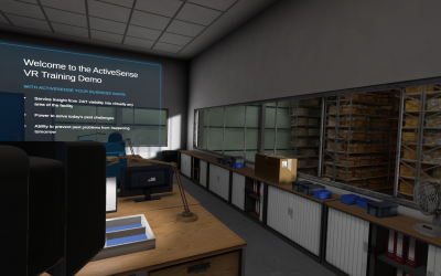 VisionThree Brings Hands-On Training to the Virtual Space