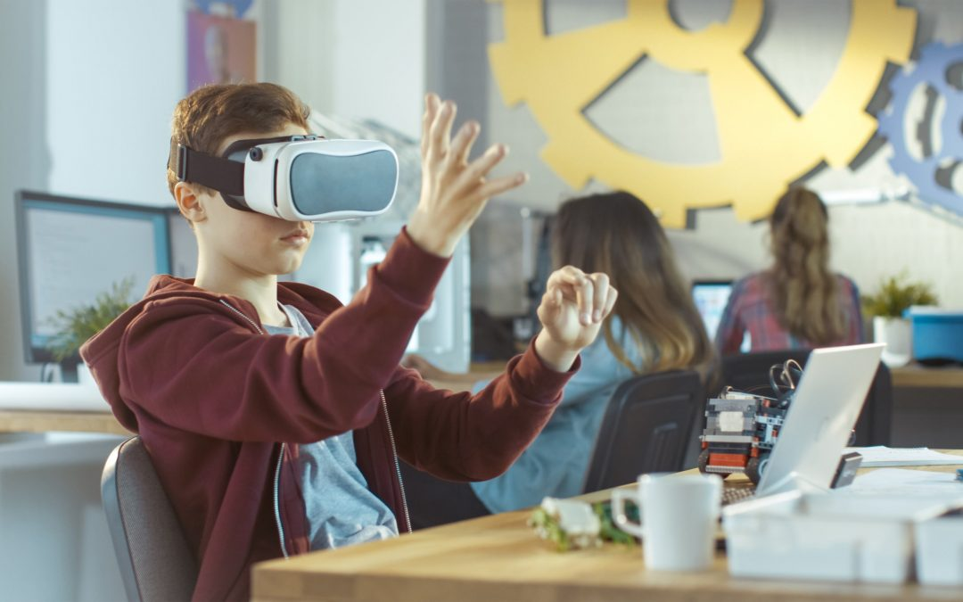 Virtual Reality & The Classroom of the Future: The Evolution of Learning