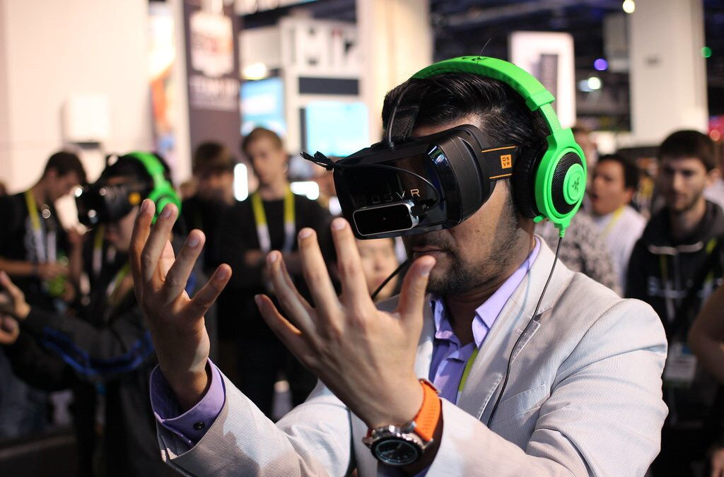 Virtual Reality Gaining the Upper Hand